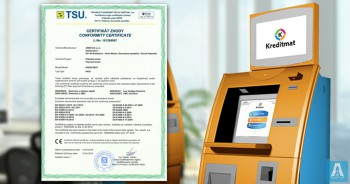 Certification of lending terminal