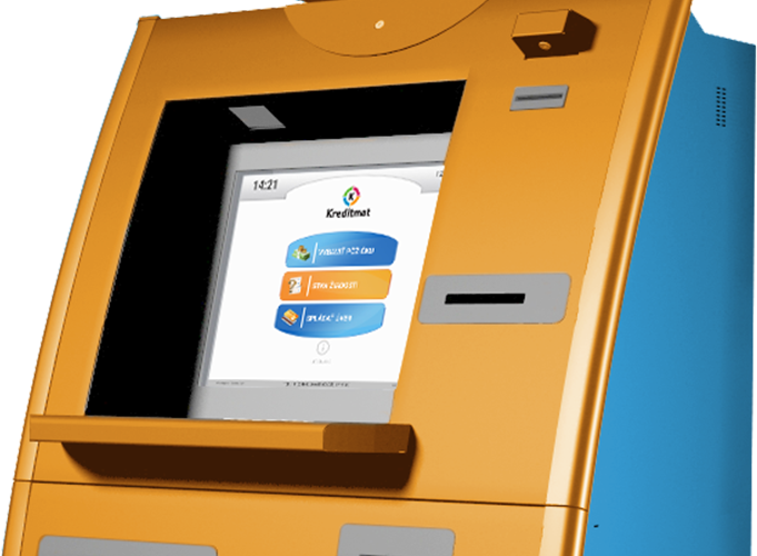 Payment Kiosks ARBITAS