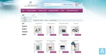 Morespa.sk - Монобрендовый интернет-магазин косметики из Мёртвого моря