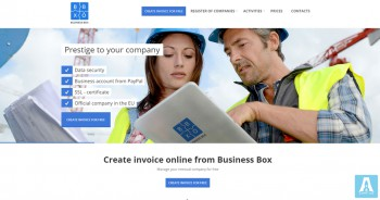 BusinessBox - online accounting