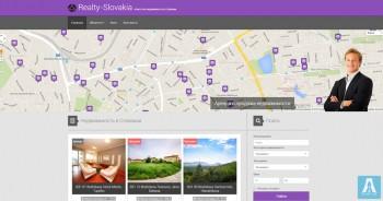 Realty Slovakia - агентство недвижимости в Словакии