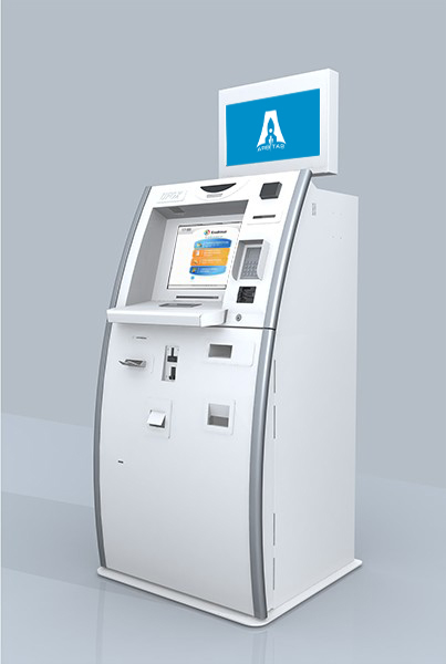 Kreditmat — self service loan kiosk