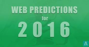 10 прогнозов для веба на 2016 год