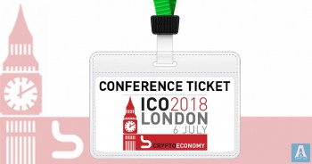 The Crypto Economy ICO conference 2018 in London